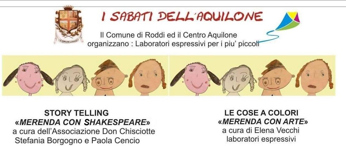 Incontri Shakespeare